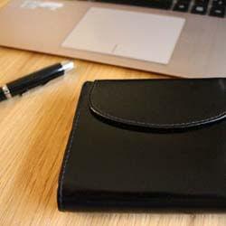 damskie portfele skórzane