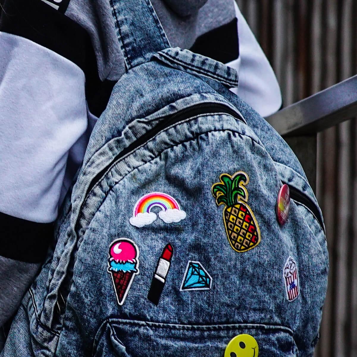 d956b75c190f0 Plecaki jeansowe, plecaki oldschool | Sklep internetowy Brytyjka