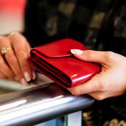 małe portfele damskie
