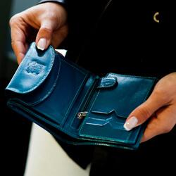 modne portfele damskie