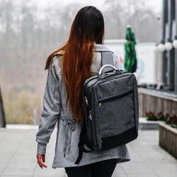 plecak na laptopa damski