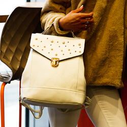 plecaki damskie skórzane