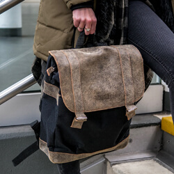 plecaki z przegrodą na laptopa