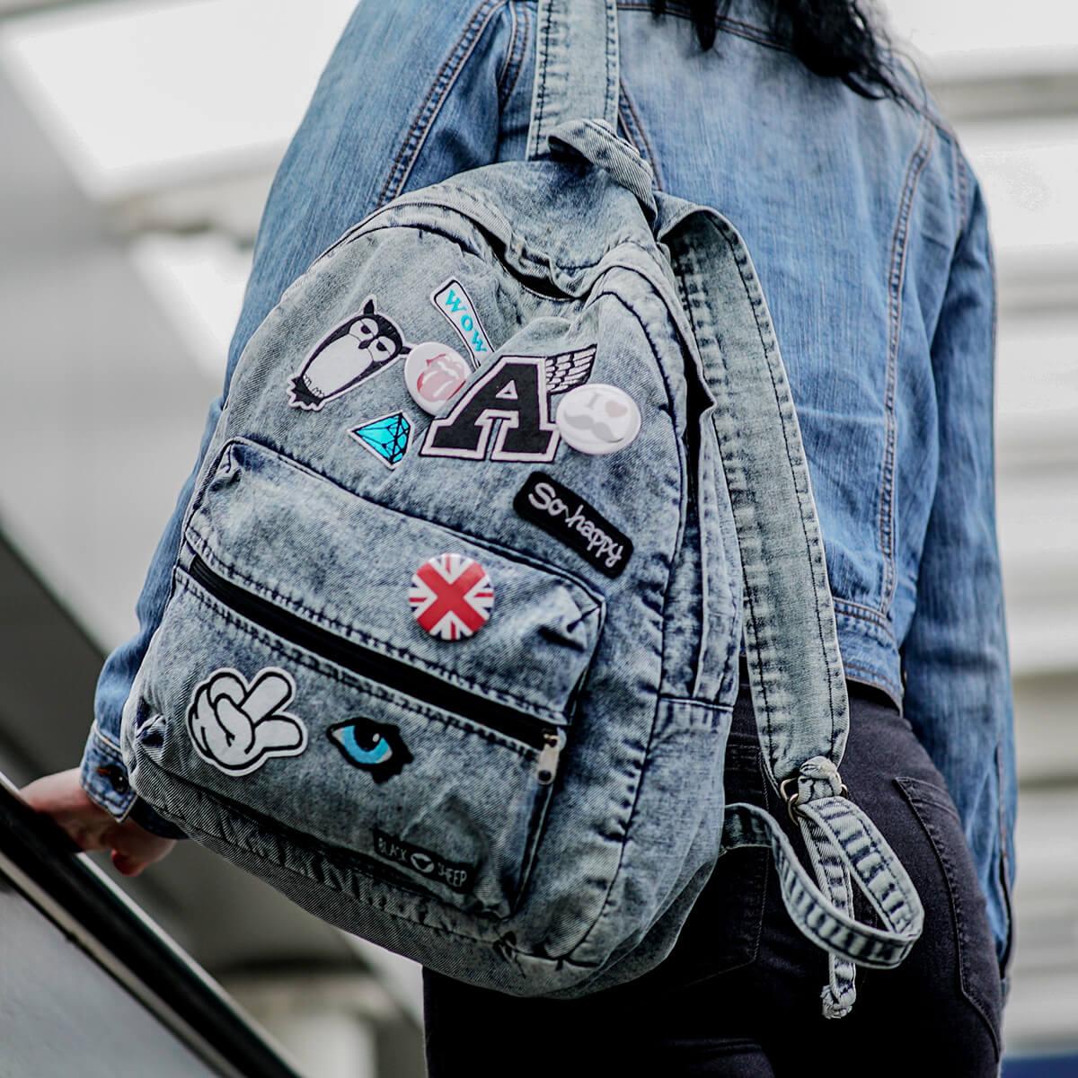 8a43f3875e55e Plecaki vintage, plecaki retro | Sklep internetowy Brytyjka