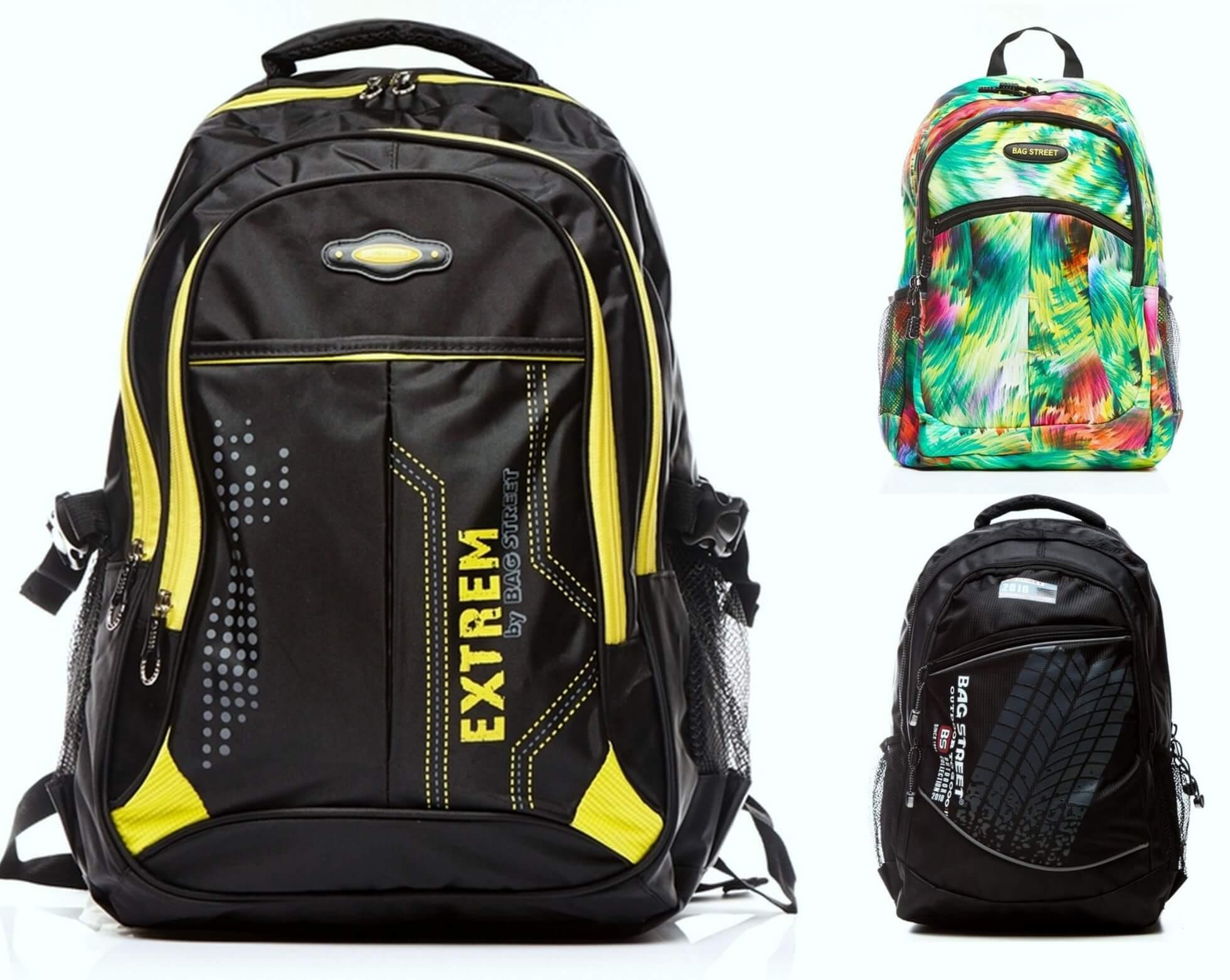 plecak na nowy rok szkolny