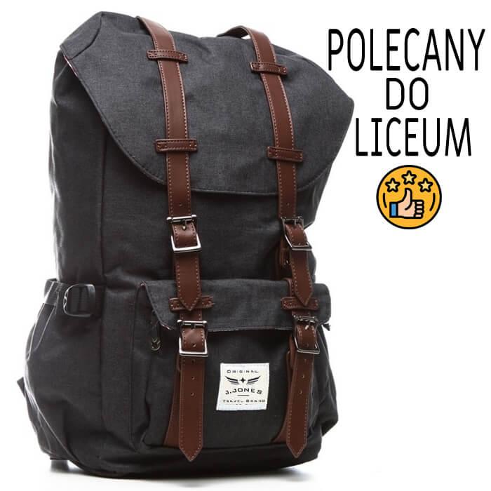 plecak vintage liceum