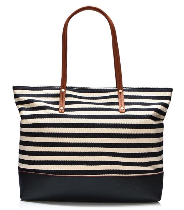 Torebka marynistyczna shopper bag
