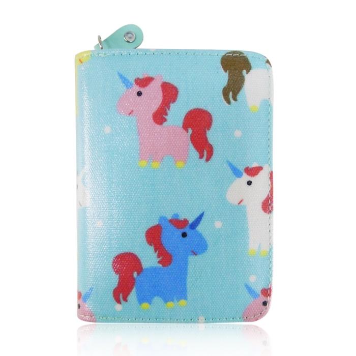 portfel unicorn jednorożec