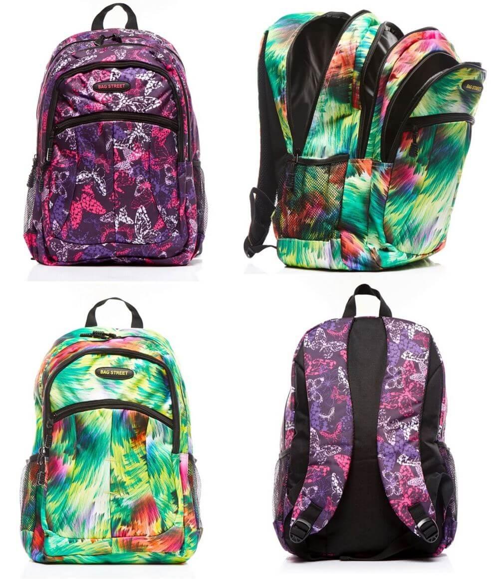 lekkie plecaki szkolne
