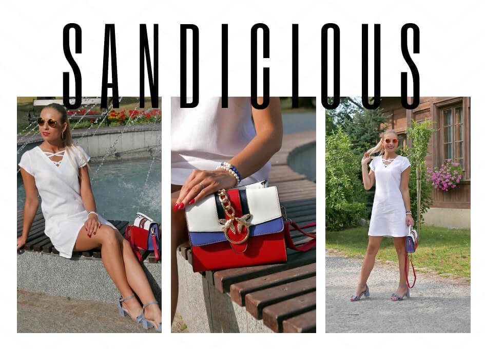 Sandicious blog lookbook