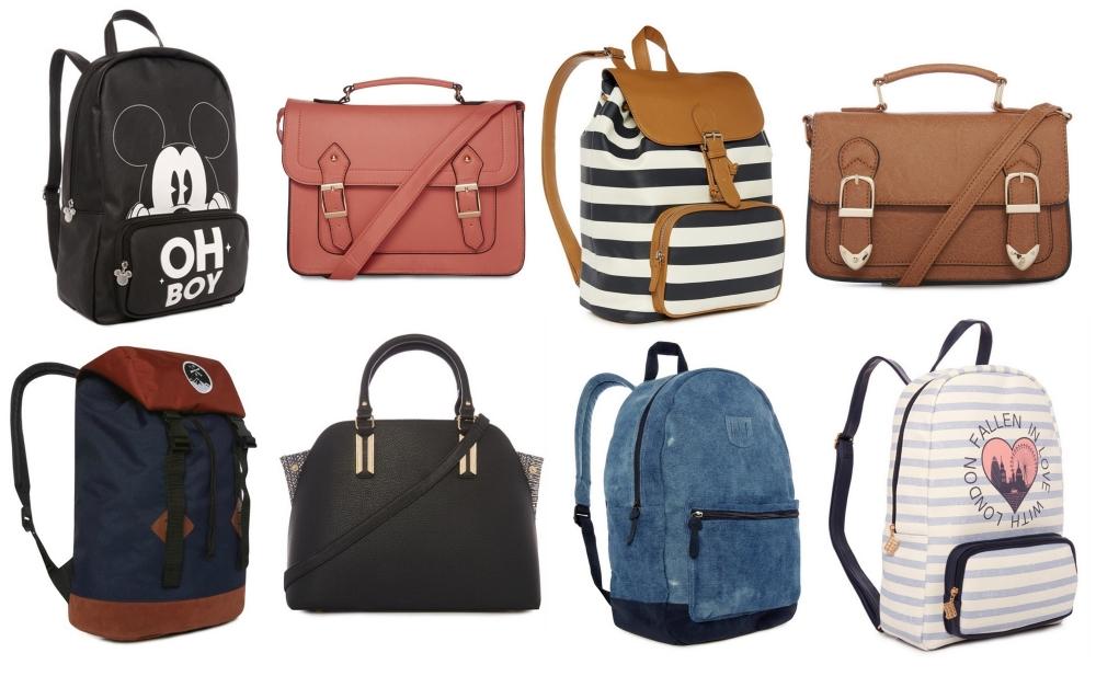 modne plecaki damskie vintage