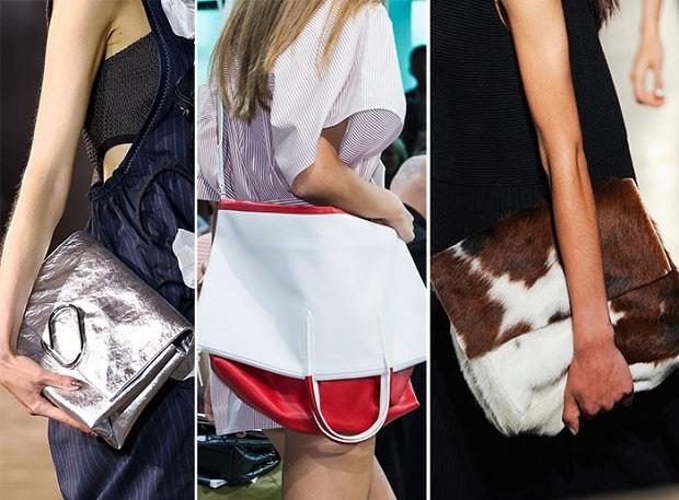 modne torebki miejskie kopertówki damskie