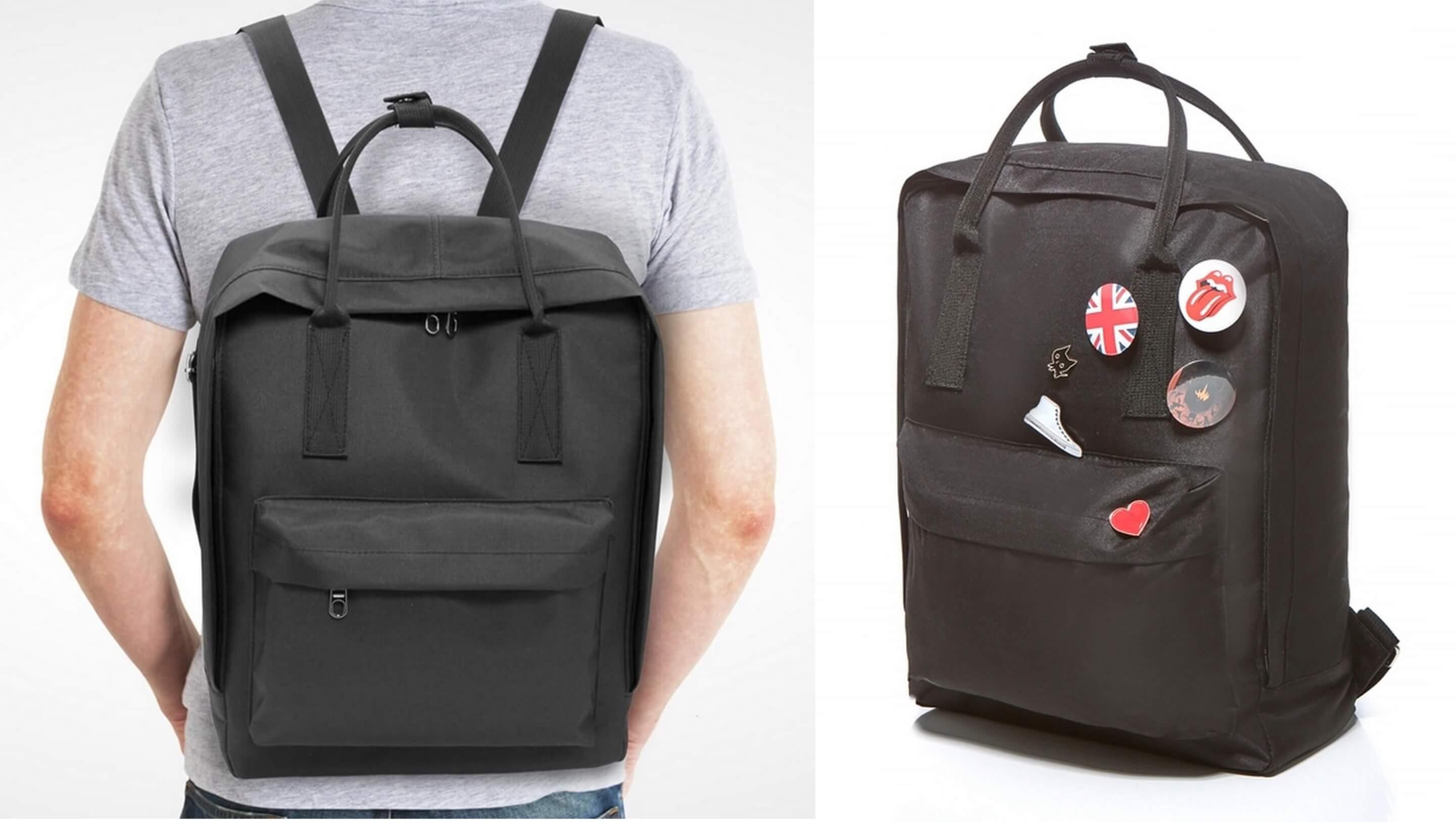 d1ddf131c3bcc Plecak Kanken Fjallraven. Czy wydać 350zł na plecak?