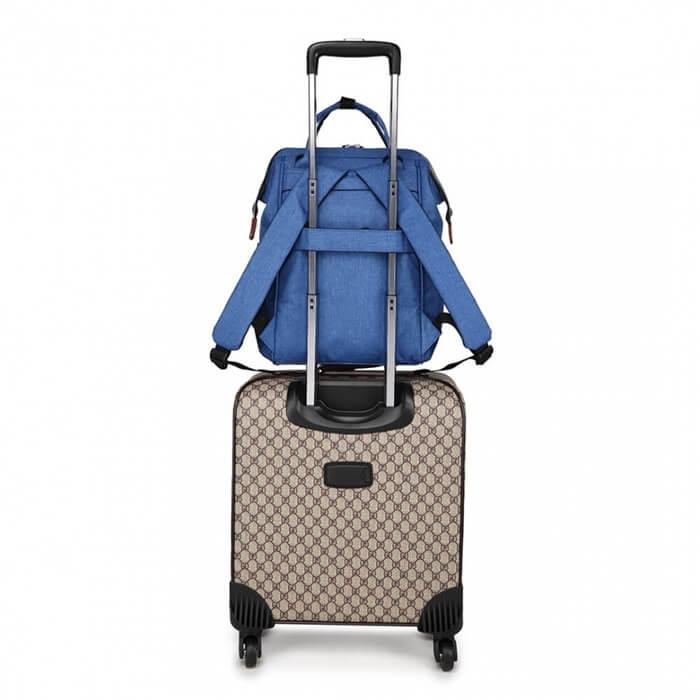 plecak dla mamy do walizki