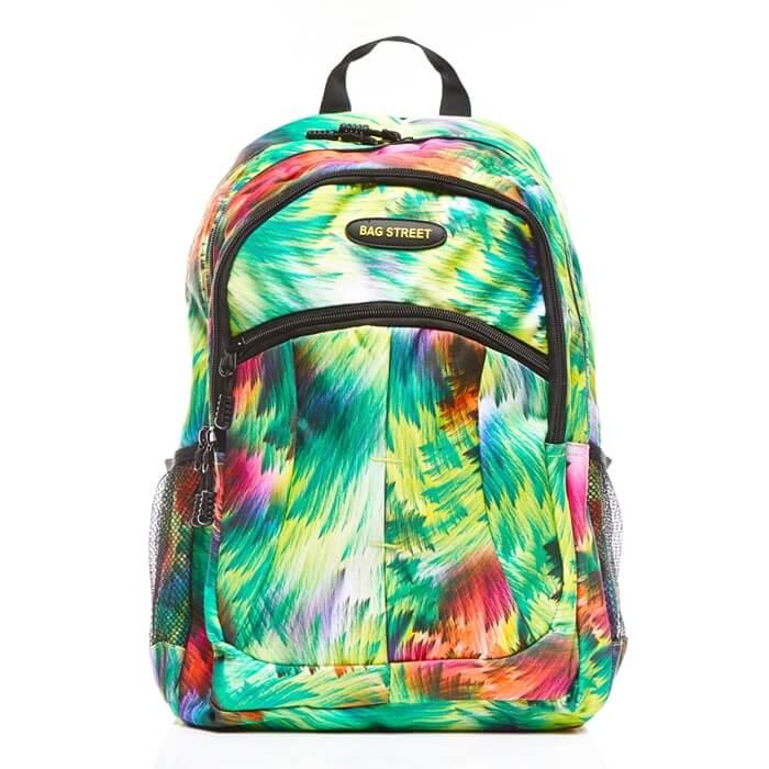 plecak kolorowy szkolny