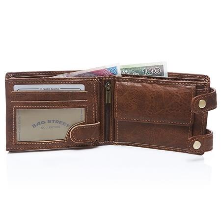 portfel dla metala