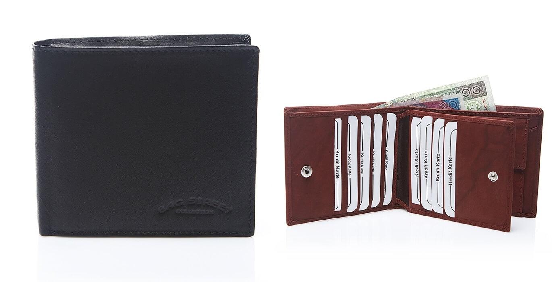 męski portfel do 50zł
