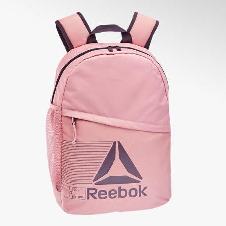 różowy plecak deichmann
