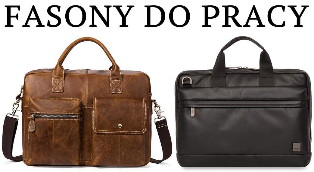 torby męskie do pracy na ramię