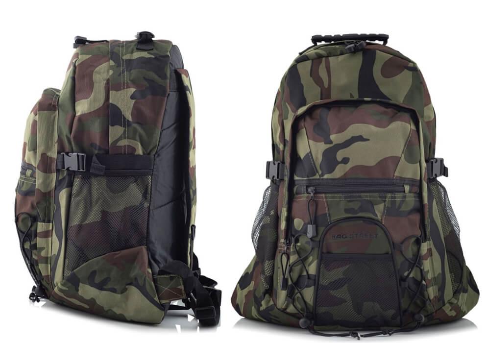 wojskowe plecaki