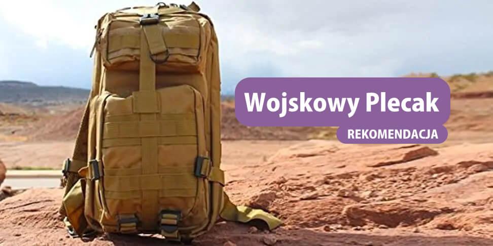 wojskowy plecak