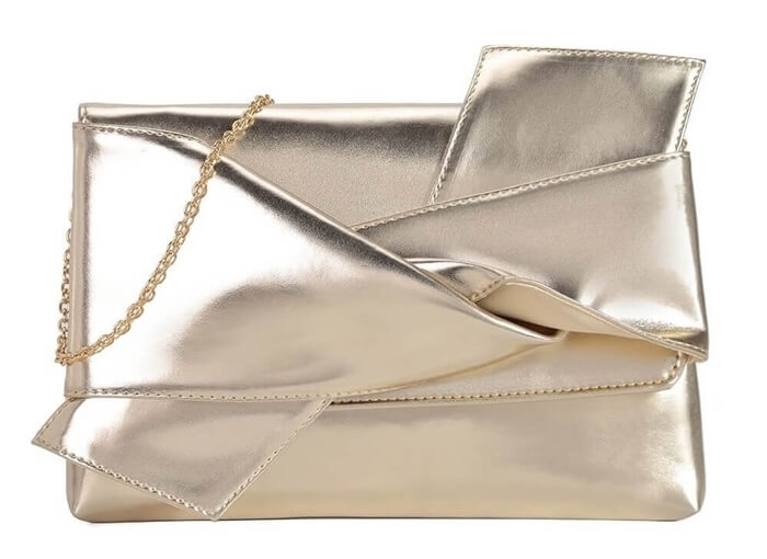 torebka złota