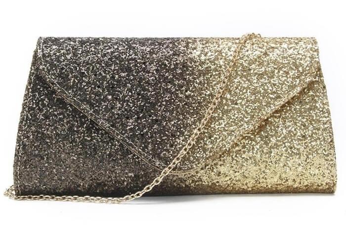złote torebki z borkatem