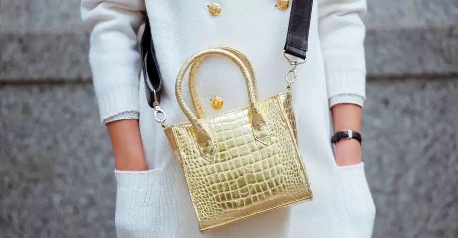 złotej torebki