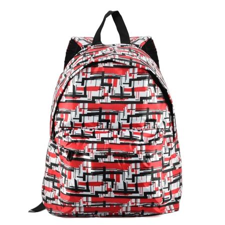 2beb8ab6e080b Sportowy plecak młodzieżowy Red Line Print