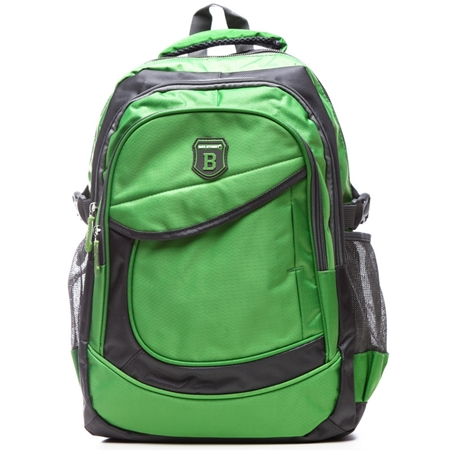 24da25e7b4a18 Plecak sportowy 20L Zielony BAG STREET 66BS