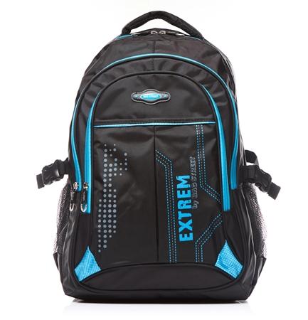 e2c07c6bd5008 Plecak szkolny na laptopa 15,6 BLUE EXTREM