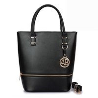 Torba shopper bag elegance Alexa Black