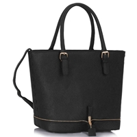 Torba damska Shopperka Catty Black