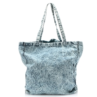 Torba jeansowa shopper bag EXTORY