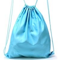 dbb97fe995 Niebieski worek plecak na sznurkach BASIC