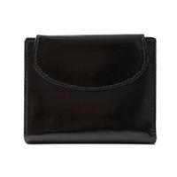 573166fd5f981 Mały portfel damski skórzany czarny BW31